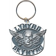Breloc chei - pandantiv Lynyrd Skynyrd (Biker Patch Logo) - ROCK OFF - LSKEY04