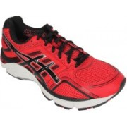Asics Gel-Foundation 11(4E) Men Running Shoes For Men(Red, Black, Silver)