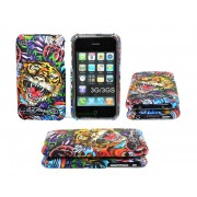 iPhone 3G/GS Ed Hardy - Tiger & Rose