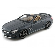 2012 Mercedes-Benz SL AMG65 45th Anniversary 1/18 Grey