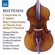 Bottesini - Concerto In C Minor (0747313039876) (1 CD)