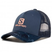 Шапка с козирка SALOMON - Mantra Logo Cap W LC1316100 Dark Denim