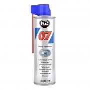Primer cu protectie antirugina RAL 7035 gri deschis 400 ml