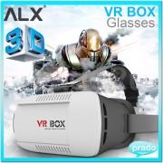 Очила за виртуална реалност и 3D за смарт телефон с Блутут дистанционно управление VR Box