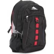High Sierra Canyon Backpack(Black, Red)