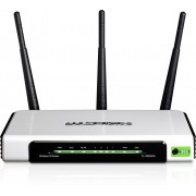 Router Tp-Link TL-WR940N, WAN: 1xEthernet, WiFi: 802.11n-300Mbps