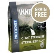 Nutrivet Inne Cat Sterilised - 2 x 6 kg