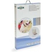 Aluminium honden en kattenluik XL