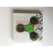 Fidget spinner klasický zelený