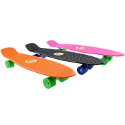 Skateboardul PVC (penny board pennyboard) - mare 74 cm.