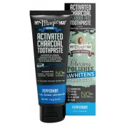 Charcoal Whitening Toothpaste - Peppermint 113g