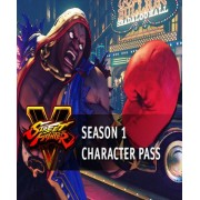 STREET FIGHTER V - SEASON 1 CHARACTER PASS (DLC) - PC - STEAM - MULTILANGUAGE - worldwide