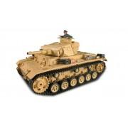 Heng Long - Tank - Panzer Kampfwagen III - 1:16 - Ausf.H - R&S