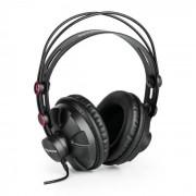 Auna HR-580 auriculares de estudio cascos Over-Ear cerrados rojos