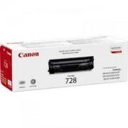 Тонер касета Canon CRG-728 Black, 3500B002AA