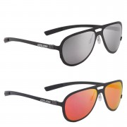 Salice Cpilot Casual Sunglasses - One Size - Carbon Red