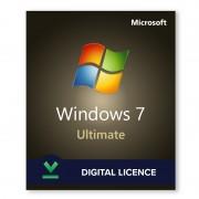 Windows 7 Ultimate SP1 Digital Licence