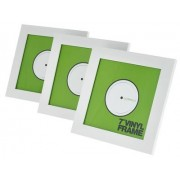 "Glorious 7"""" Vinyl Frame Set White"