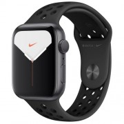 Apple Watch Nike Series 5 GPS 44mm Space Grey Aluminium Case Anthracite Black Nike Sport Band