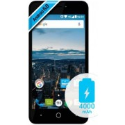 "Telefon Mobil Vonino Volt X, Procesor Quad-Core 1.1GHz/1.3GHz, IPS Capacitive touchscreen 5"", 1GB RAM, 8GB Flash, 8MP, Wi-Fi, 4G, Dual SIM, Android (Albastru inchis) + Cartela SIM Orange PrePay, 6 euro credit, 6 GB internet 4G, 2,000 minute nationale si i"