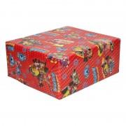 Disney Inpakpapier/cadeaupapier Disney Mickey Mouse 200 x 70 cm rood