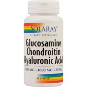 Glucosamine, Chondroitin, Hyaluronic Acid