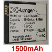 Batterie Pour Htc Incredible Pb31200 Legend Wildfire Wildfire 6225, 64.64 X 43.85 X 4.70mm, Ean: 4894128071921, P/N:Ba S440, Bb00100, 35h00127-06m, 35h00127-04m, 35h00127-05m **1500mah**