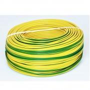 Rola 100m FY 4 galben/verde (ROMCAB)