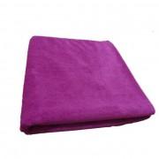 Twotags Microfibre Large Towel Purple