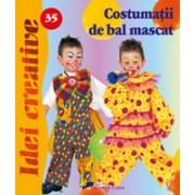 Costumaţii de bal mascat - Idei Creative 35.