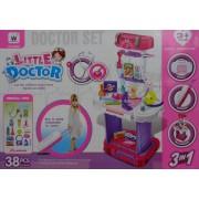 Doctor set 38 db-os 71 cm gyerek játék - No.W087