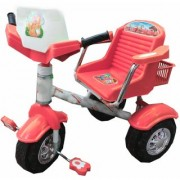 Oh Baby Baby Heavy Pipe Red Color Tricycle For Your Kids SE-TC-25
