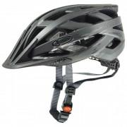 Uvex I-VO CC Casco per bici (56-60 cm, grigio/nero)