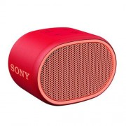 Sony Altavoz Bluetooth SRS-XB01 Rojo