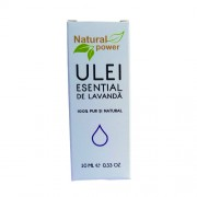 Ulei Esential de Lavanda - Natural Power