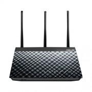 Router ASUS RT-N18U, WAN: 1xEthernet + 1x3G/4G, WiFi: 802.11n-600Mbps