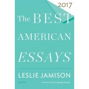 The Best American Essays 2017, Paperback