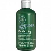 Paul Mitchell Balsam hidratant pentru un păr strălucitor și catifelat Lavender Mint (Moisturizing Conditioner) 75 ml