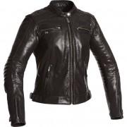 Segura Motorradjacke Motorradschutzjacke Segura Iron Damen Lederjacke schwarz 36 schwarz