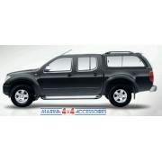 HARD TOP CARRYBOY NISSAN NAVARA DBL CAB 05 AVEC VITRES - accessoires 4X4 m...