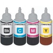Green Refill Ink For Use In HP 680 Black Color Ink Cartridge HP DeskJet 1115 1118 2135 2138 3635 3636 3638 46