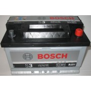 Acumulator auto BOSCH S3 70AH