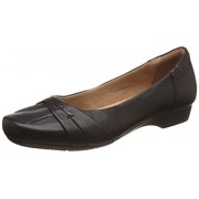 Clarks Women's Blanche Fria Black Pumps - 4 UK/India (37 EU)