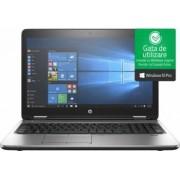 Laptop HP ProBook 650 G3 Intel Core Kaby Lake i5-7200U 500GB 4GB Win10 Pro HD Fingerprint