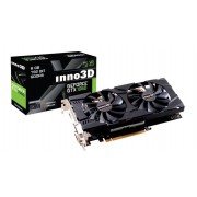 Inno3D N106F-5SDN-N5GS scheda video GeForce GTX 1060 6 GB GDDR5