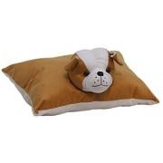 "Plush pillows for Kids - Fun Pillow ""BULLDOG"" 40cms - Plush Toys for Girls Boys -"