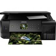 Epson EcoTank ET-7700 Multifunctionele inkjetprinter (kleur) A4 Printen, scannen, kopiëren LAN, WiFi, Duplex, Inktbijvulsysteem