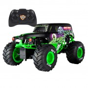 Monster Jam Truck Grave Digger with RC 1:15