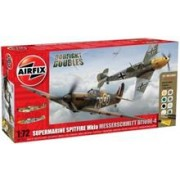 Kit Constructie Set Supermarine Spirtfire Si Messerschmitt M109e