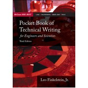 Pocket Book of Technical Writing for Engineers and Scientists (Finkelstein Leo)(Paperback) (9780073191591)